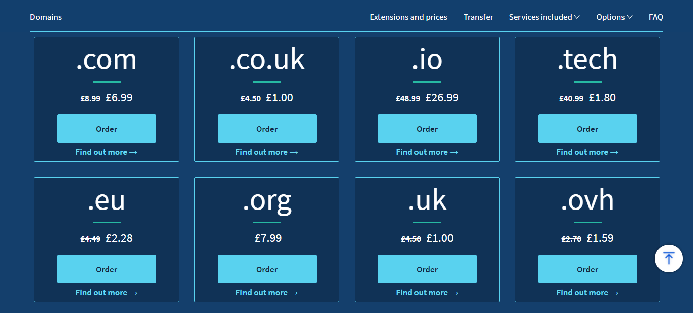 screenshot www.ovh .co .uk 2021.09.14 22 36 38